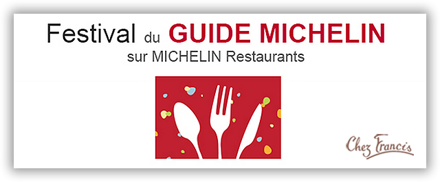 FESTIVAL GUIDE MICHELIN